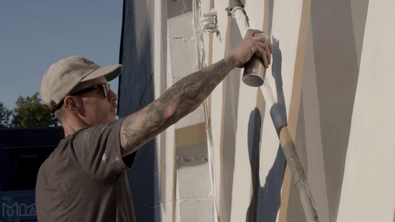 Ben Johnston, présenté par Hennessy - Mural 2019