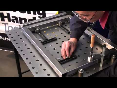Buildpro Welding Tables B Series Intro Youtube