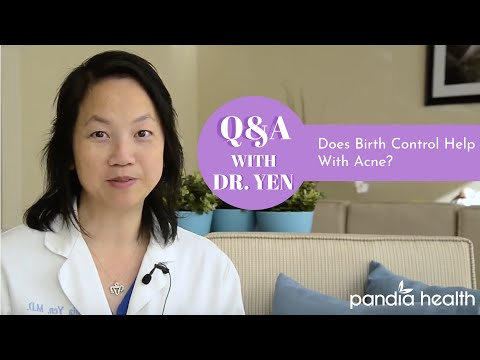 Kinds of birth control pills for acne