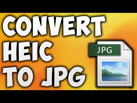 How To Convert HEIC To JPG Online - Best HEIC To JPG Convert