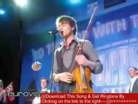 Alexander Rybak Roll with the wind New music song 2009 + Download