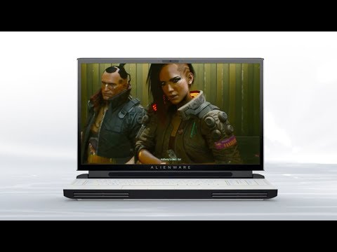 Alienware's New Area-51m Laptop Overview