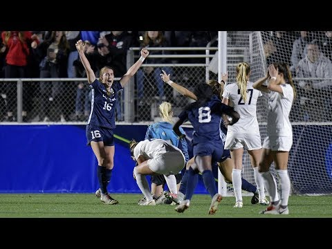 UNC Women's Soccer: Tar Heels Advance to National Championship In 2OT Thriller