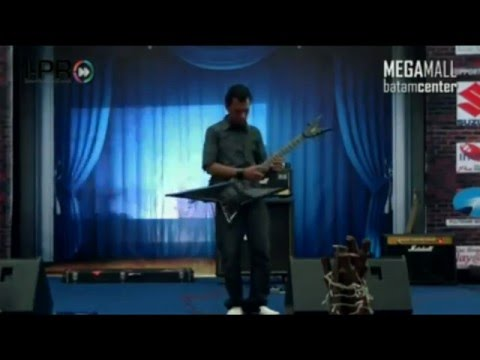 Top 10 - Gitaris terbaik Kota BATAM