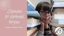 Elämäni kirjat | LISTA