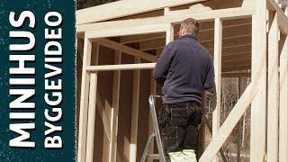 Hvordan bygge et minihus / anneks + Nyttige tips