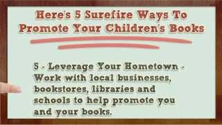How To Write A Bestselling Children