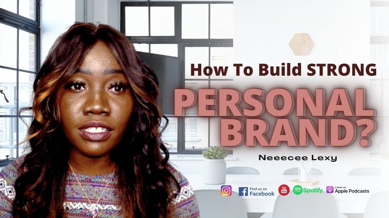 How To Build A Strong PERSONAL BRAND Online