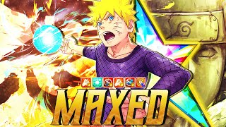 ** FINAL VALLEY 7⭐ NARUTO (BEST TANK/SUPPORT IN-GAME) *|* Naruto Ultimate Ninja Blazing *