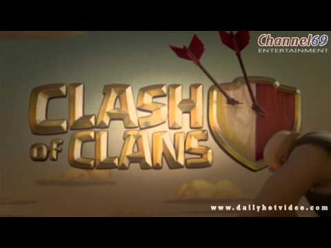 Clash of Clans  A Special Map Official TV Commercial