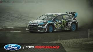 2017 FIA World RX: Hell, Norway Recap | FIA World Rallycross | Ford Performance
