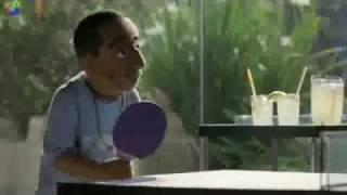 Lebron and Kobe MVP Puppets quot Ping Pong quot Commercial