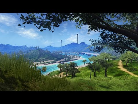 Radiation Island Trailer