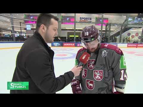 Hokeja izlasei jaunas pārbaudes spēļu formas