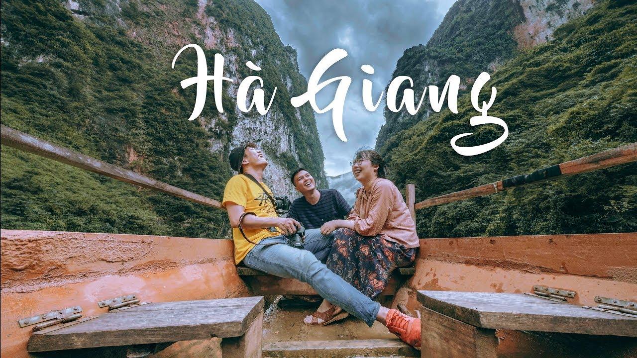 Tổng Hợp Cảnh Đẹp Hà Giang Qua Video Phượt Siêu Chất - Flycam Nếm TV