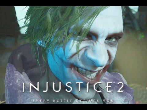 INJUSTICE 2 All Cutscenes Full Movie (Game Movie) JUSTICE LEAGUE 2017 Movie