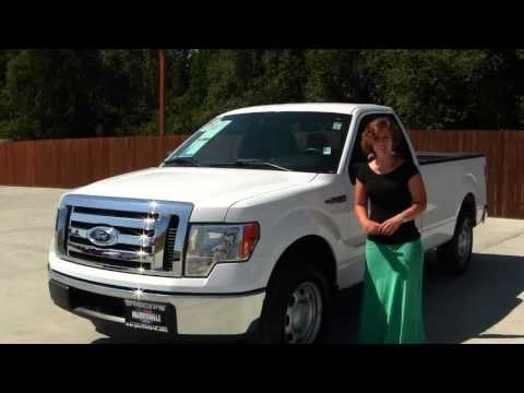 Virtual Walk Around Tour of a 2012 Ford F 150 XL ECOboost at Marysville Ford