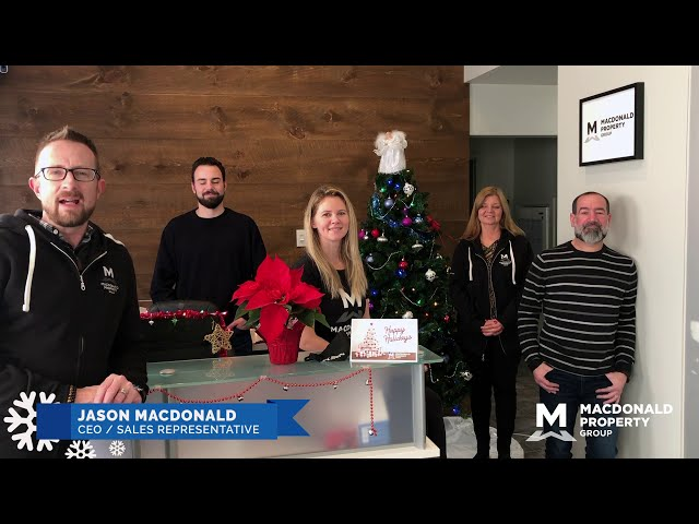MacDonald Property Group - Happy Holidays!
