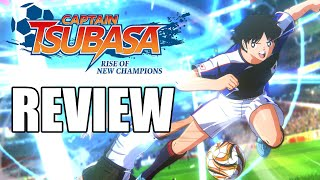 Captain Tsubasa: Rise of New Champions Review  - The Final Verdict (Video Game Video Review)