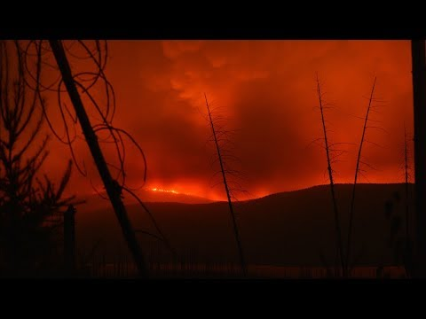 The Disaster that is Not Getting Attention- Montana Wildfires