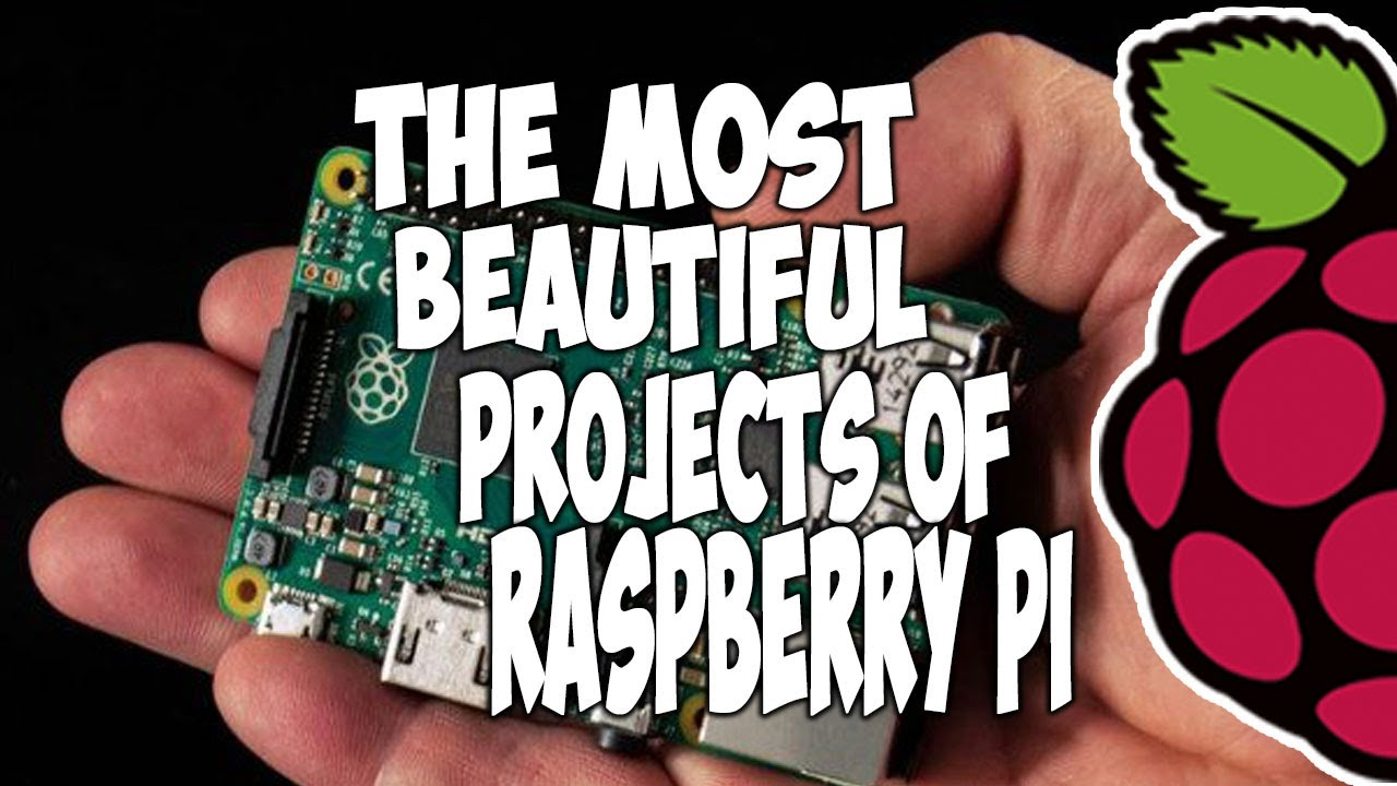 The most beautiful project of Raspberry Pi 2020