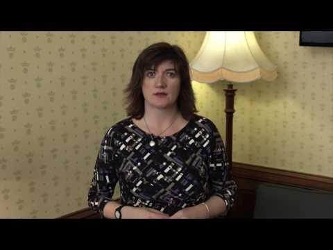 Nicky Morgan #StandUpToBullying video message