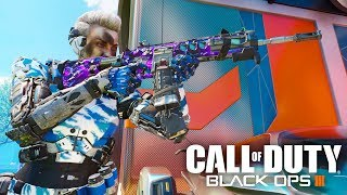 FFA - NEW PERMAFROST CAMO - Call of Duty: Black Ops 3 Multiplayer Gameplay (PS4 PRO)