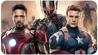 Мстители Эра Альтрона The Avengers Age of Ultron Смотреть Online HD 2015
