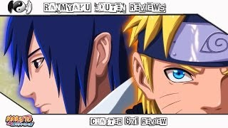 Naruto Chapter 671 Review: The Sun And The Moon!