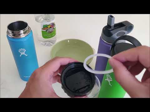 How to Replace Hydro Flask Gaskets - Bottle Helpers
