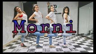 MORNI | SUNANDA SHARMA | JAANI | Dance Cover |Thedanzaland