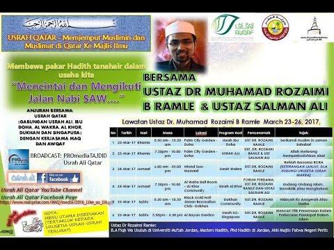 Undang undang Islam mendidik atau menghukum - Dr. Mohd. Rozaimi Ramle & Ustaz Salman Ali
