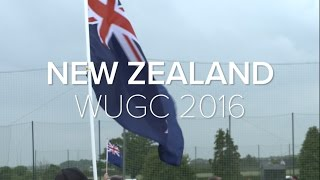 WUGC 2016 - New Zealand Ultimate at World Championships in London