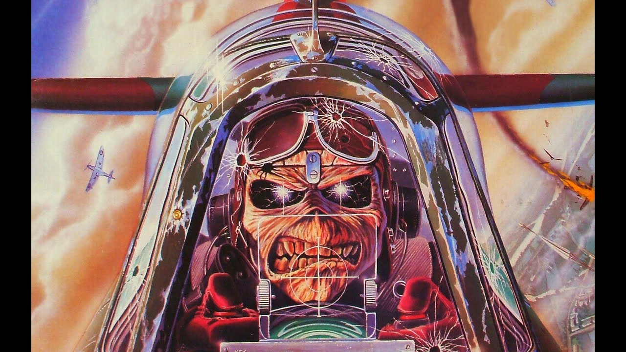 Iron Maiden Flight 666 - Rime of the Ancient