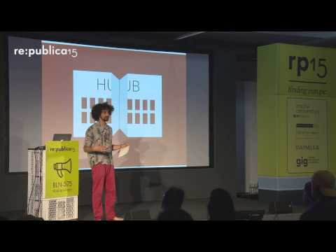 re:publica 2015 - Bilal Ghalib: Don't change the world, sing with the universe on YouTube