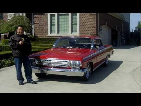 1962 Chevy Impala SS Classic Muscle Car For Sale In MI Vanguard Motor Sales