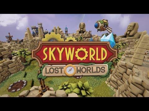 Skyworld - Lost Worlds DLC Trailer [ESRB]