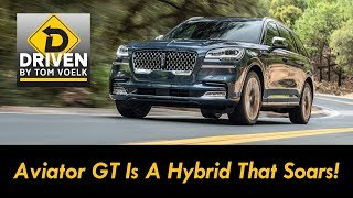 A Hybrid With Power! The 2020 Lincoln Aviator Grand Touring
