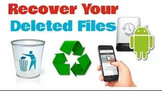 recover deleted files in ur phone