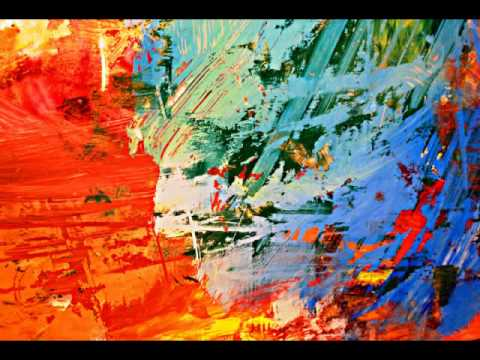 Modern Art Slideshow Pianoforte Song