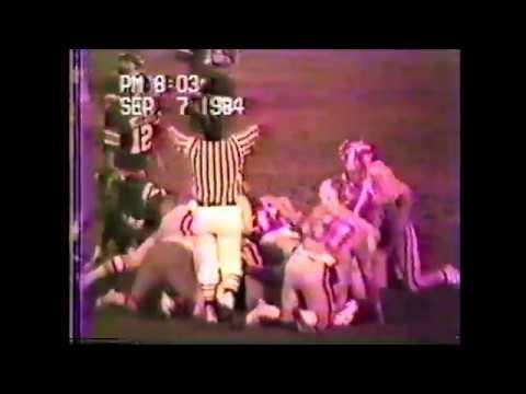 1984 Nathaniel Greene Academy Patriots at John Hancock Academy Rebels (football)