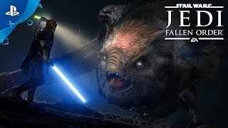 Star Wars Jedi: Fallen Order – Cal's Mission Trailer | PS4
