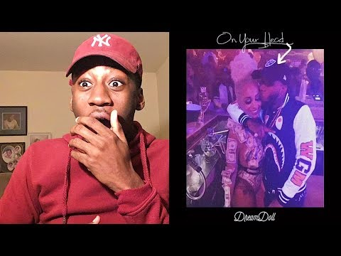"DREAMDOLL ""On Your Head"" (TORY LANEZ DISS) REACTION !!  DAMN DREAM!"