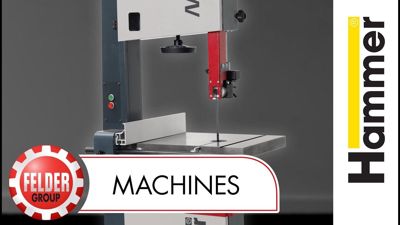 Hammer - N4400 - Bandsaws - Used machines - The No  1 machine market