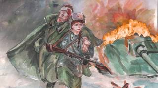 Рисуют Мальчики Войну