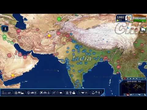 Geopolitical Simulator 4:  2018 - All Roads Lead to Delhi Ep. 24