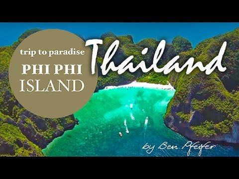 Phi Phi Island - Maya Bay - Phi Phi Island Village - thailand 2014 - the beach - asia - go pro