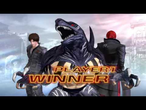 King Of Fighters XIV (PS4 Demo)