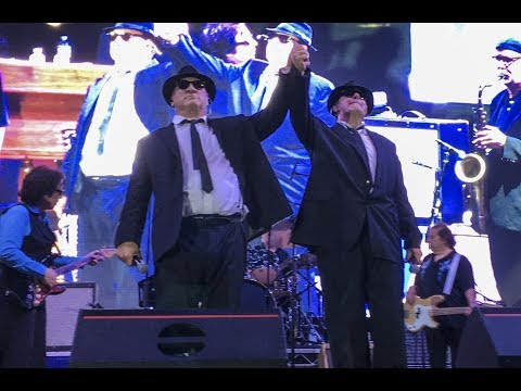 The Blues Brothers Live at Orange County Great Park Encore Performance