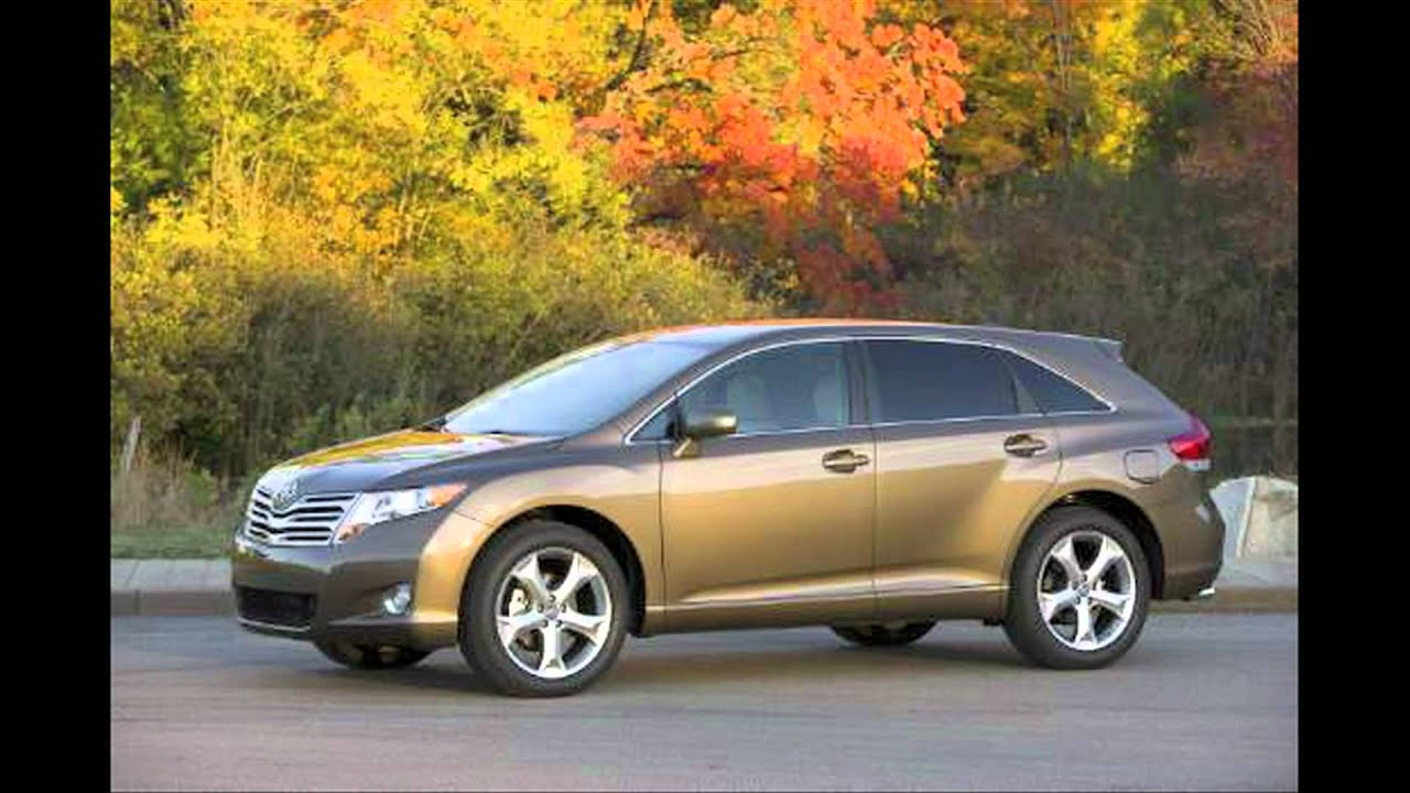 High Quality Real World Test Drive Toyota Venza 2010   YouTube